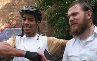 Cyclist praised for saving fellow biker from drowning in River Lea