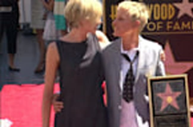 Ellen DeGeneres and Portia de Rossi's sweetest moments