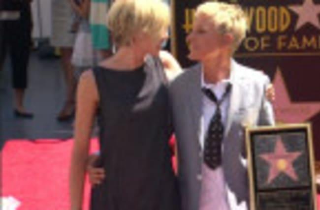 Ellen DeGeneres and Portia de Rossi's sweetest moments