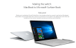 Microsoft quiere que cambies tu MacBook por un Surface Book... como sea