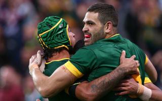 Inglis shines as Australia ease past Kiwis