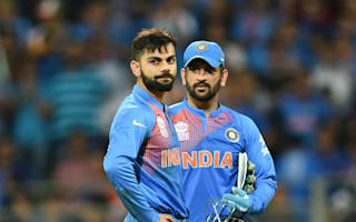 Dhoni backs Kohli for unparalleled India success