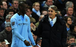 Mancini: Balotelli should score at least 20 goals at Nice