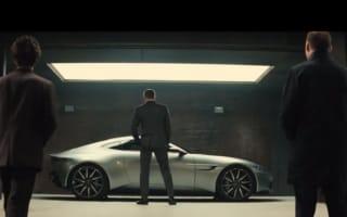 Video: Bond receives new set of wheels in Spectre