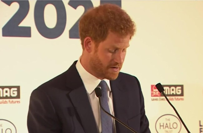 I wanted out of Royal Family, admits Prince Harry