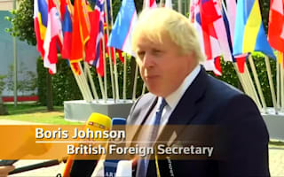 Boris Johnson: UK should work with EU on migration