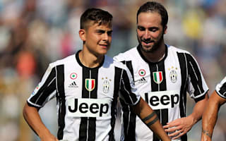 Juventus not resting Dybala and Higuain ahead of Champions League final
