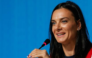 Isinbayeva seeks Russian athletics presidency