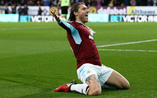 Burnley 3 Bournemouth 2: Hendrick stunner helps Burnley to victory