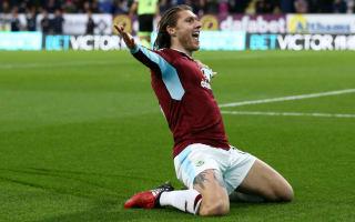 Burnley 3 Bournemouth 2: Hendrick stunner helps Burnley to victory