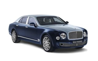 Bentley announces limited edition Mulsanne for Europe