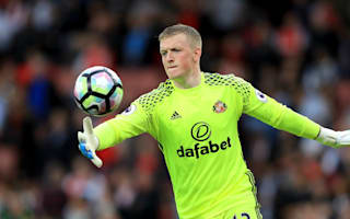 I have heard some derisory figures - Moyes believes Pickford is worth £30m