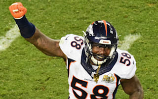Broncos make Miller NFL's richest defensive player