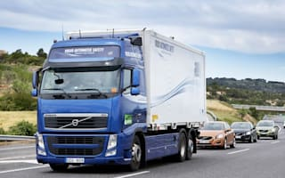 HGV speed limits set to change - is it a good thing?