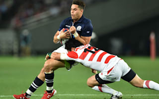 Below-par Scotland edge out Japan