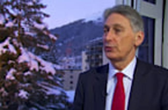 Britain will find ways to stay competitive if no EU deal - Hammond