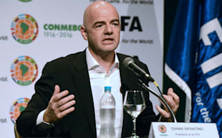 Infantino: Commercial transparency key for FIFA