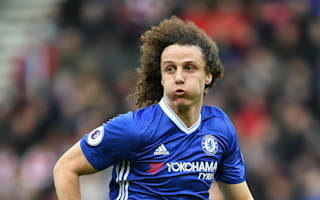 I love that team - David Luiz admires Spurs 'monsters'