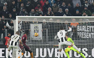 Juventus 1 Roma 0: Higuain stunner downs title rivals and equals record