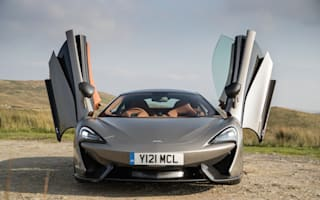 Road Test of the Year 2016: McLaren 570S Review
