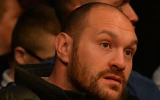 25-stone Fury keen for fresh start as he plots boxing return