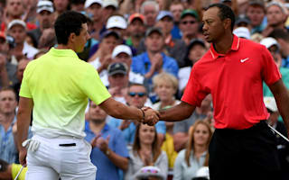 McIlroy labels Woods 'greatest player ever'