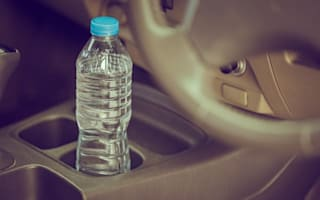 Why you shouldn't drink that water you found in the car
