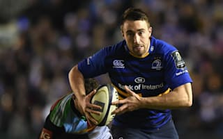 Conan hat-trick fires rampant Leinster into quarter-finals