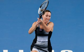 Jankovic through as rain hits Hong Kong schedule