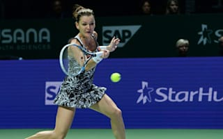 Radwanska anticipating tight Pliskova clash