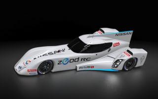 Nissan unveils amazing new petrol engine for Le Mans racer