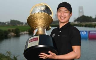 Wang wins play-off to take Qatar title
