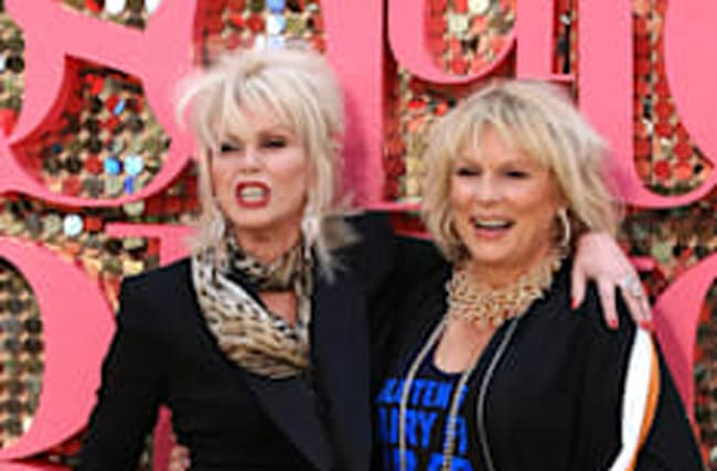 Saunders: Political correctness ended Absolutely Fabulous