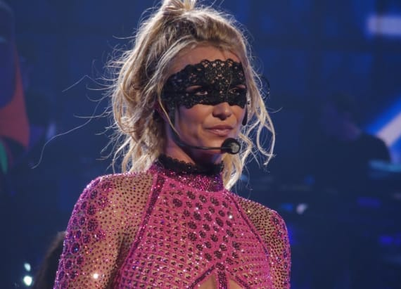 U2, Britney, Drake to headline iHeartRadio Fest