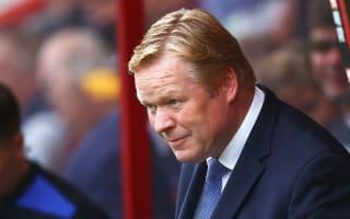 Everton are exceeding expectations - Koeman