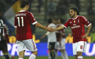 Ibrahimovic threw Gattuso into a bin at Milan, reveals Silva