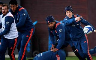 France put faith in Serin for England clash