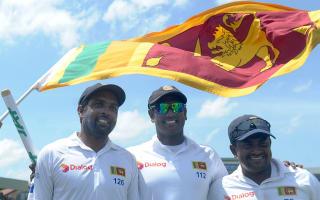 Mathews hails 'fantastic moment' as Sri Lanka thrash Australia
