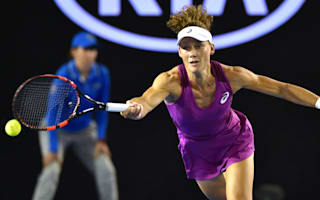 Stosur bundled out by Pliskova at Australian Open