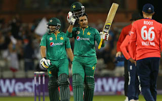 Sharjeel, Latif steer Pakistan to crushing victory