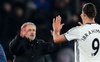 Mourinho makes you give 200 per cent - Ibrahimovic on Manchester United boss