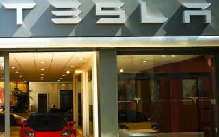 Tesla profitable for first time in its history