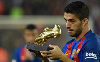 Barcelona dismiss Suarez to Manchester United rumours