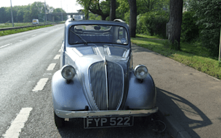 Duke of Westminster-owned Fiat heads to auction