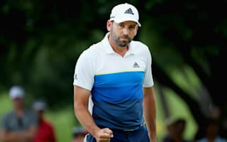 Garcia romps to Byron Nelson win after play-off