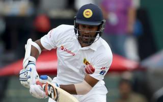 Karunaratne helps Sri Lanka build massive lead