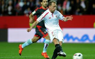 Celta Vigo v Sevilla: Krohn-Dehli not taking Copa del Rey final for granted