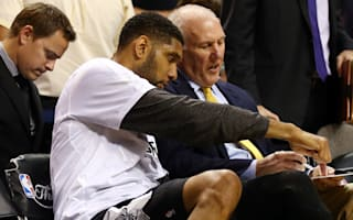 Popovich: I wouldn't be here without Duncan