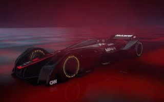 McLaren offer insight into the future of F1