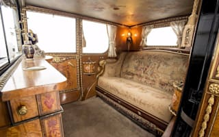 One-of-a-kind Rolls-Royce with palatial interior could go for £700,000 at auction